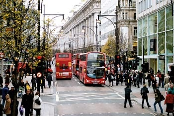 Oxford Street to receive £1bn makeover