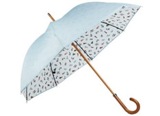 Manolo Blahnik brolly