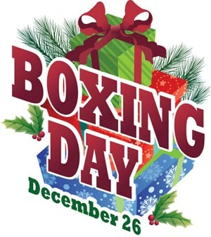 Retailers face Boxing Day losses