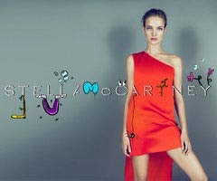 Stella McCartney launches new e-boutique