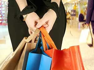 Shopping in the eurozone