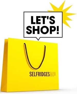 Is Selfridges top of the shops?