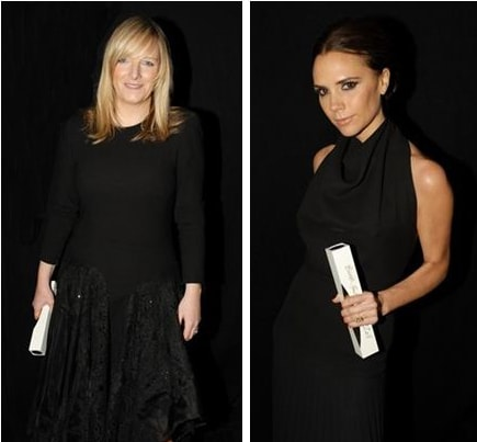 British Fashion Awards 2011