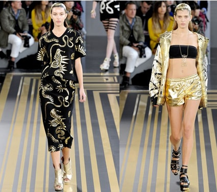LFW: Topshop Unique goes to Egypt