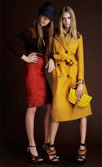 Burberry 3Q revenue up 21% to GBP574m