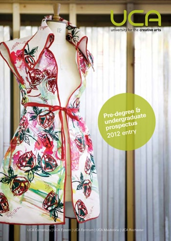 Fashion courses see drop in applications