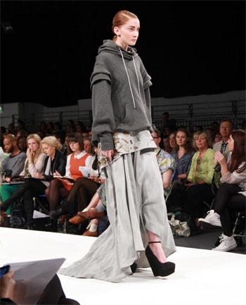 Graduate Fashion Week winner announced