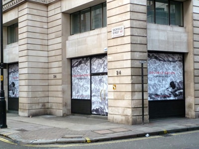 Orlebar Brown to open London flagship store
