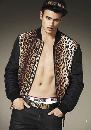 Moschino to present menswear in London